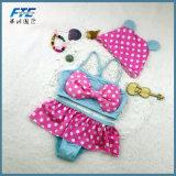 Populäre Form-Bikini-Badebekleidung für Kind-Badeanzug-Badebekleidung