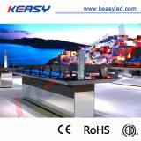 Taux de rafraîchissement élevé pleine couleur P3 Indoor Affichage LED de scène