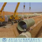 Résistant à la corrosion bobinage de filaments tuyau Tuyau PRF / GRP