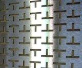 Qualität durchlöcherte den Metallbildschirm, der von Tianshun hergestellt wurde