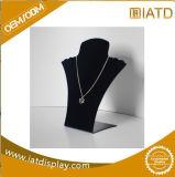 De in het groot Vertoning van de Halsband van de Juwelen van de Juwelen van de Douane van het Venster Acryl