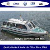 Nuova Watertaxi 21h barca di Bestyear