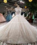 Стопор оболочки троса с Aoliweiya новый дизайн Puffy свадебные платья
