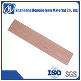 Décoration en bois de matériaux de construction de la conception des revêtements de sol en vinyle PVC