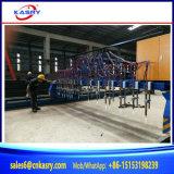 De zwaargewicht CNC van de Brug Scherpe Machine van het Plasma voor de h-Straal van de Productie de Structuren van het Staal