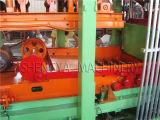 Hydraulische vollautomatische konkrete hohle Maschinen-voller Produktionszweig des Ziegelstein-Qt4-15