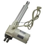 Colpo 100 millimetri di volt 12V dell'azionatore lineare del caricamento massimo 1500n di tiro di spinta 1200n
