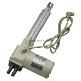 Stroke 100 mm Volt 12V actuador lineal Max 1500N carga Push Pull 1200N