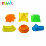 Venda por grosso de Areia reproduzir o modelo de banda desenhada de bricolage acessórios de brinquedos para crianças