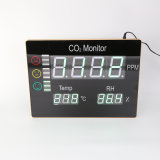 Estação meteorológica com temperatura Colorida sem fio (AW005)