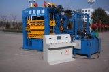 機械に機械を作る油圧自動コンクリートブロックをする自動ブロック
