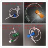 Veine remplaçable d'épicrâne réglée/pointeau du guindineau Needle/IV
