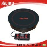 Ailipu construído no fogão de indução de controle da linha de volta para o pote quente/Caixões Cozinhando Sm-H201
