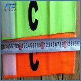 Il ricamo della lettera di C mette in mostra lo Sweatband del braccio