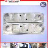 CNCの機械化サービスのカスタマイズされたアルミニウム車の部品