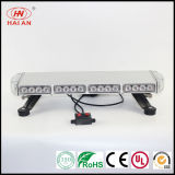 LED Mini Warning Light Bar/Ambulance Vehicle Strobe Lightbar con Aluminum Body Security Warning Lightbar/Emergency Fire Fighter Truck Caution Lights Bar