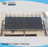 조정 임명 임대료를 위한 고해상 옥외 풀 컬러 P6 발광 다이오드 표시 스크린