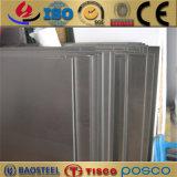 hoja de acero inoxidable aplicada con brocha del color de 304L 316L 430 No. 4 para la decoración interior