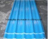 Buldingの屋根のためのFRPのガラス繊維のプラスチックシート