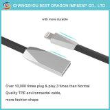 3.1 USB personalizados de alta velocidade de transmissão de dados do tipo C Cabo de carregamento