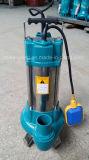 Насос погружающийся, водяная помпа нечистоты (V180, V250, V450, V750, V1100, V1500, V2200)