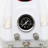 Unità portatile della turbina del laboratorio dentale con il compressore adatto del lavoro della siringa