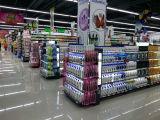 Двойник - бортовая полка бакалеи супермаркета гондолы заднего днища