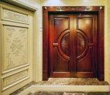 接続デザイン鋼鉄機密保護のドア