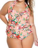 Vente en gros de vêtements féminins Maillot de bain sexy taille grande taille Halter