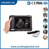 Hohes gekennzeichnetes freies Bild 7 Zoll-Geräten-Tierarzt-Ultraschall