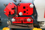 Q35y-30 Hydraulic Iron Worker/Hydraulic Conbined Punching und Shearing Machine mit Notching /Angle Cutting Machine