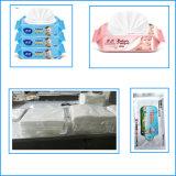 Housse oreiller carré de papier toilette serviette de tissu machine de conditionnement