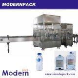 高速プラスチック水びん詰めにする生産の機械装置