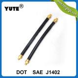 Boyau approuvé de frein de POINT de 3/8 pouce avec SAE J1402