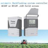 Effet de serre de l'écran LCD de l'irrigation Feild Rinçage automatique du contrôleur de système d'eau