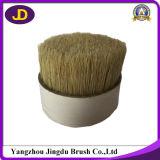 Brins bouillis par double pur de haute qualité de cheveu de porc de Chungking