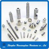 OEM van de hoge Precisie de Micro- van het Roestvrij staal Draaiende Producent van Delen