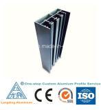 Profil en aluminium fait sur commande d'extrusion selon la condition