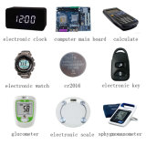 Fortuna Cr2016 batteria della moneta del litio da 3 volt - confezione per la vendita al dettaglio (un pacchetto di 20)