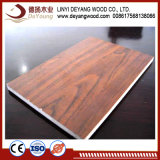 Precio competitivo de lados dobles de madera MDF melamina 4mm