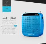 2.4G PA portátil sem fio amplificador de voz, recomendada para os professores