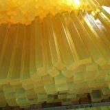 Poliuretano Rod, plutônio Rod com cor amarela (3A2002)