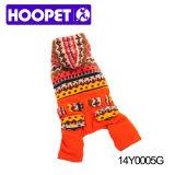 Vestido anaranjado caliente Ropa de pequeños ropa para perros