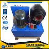 Ce approuvé Finn 6-51mm d'alimentation flexible La machine de sertissage