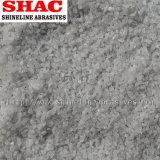 L'oxyde d'aluminium blanc poudre abrasive corindon