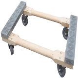 움직이는 공급 Mt10001 목제 사륜 피아노 H Dolly; 고무 벨트 덮개는 Supportshardwood 목제 가로장에 & Headersstrong & 건장한 Constru 접착제로 붙고 & 분류된다