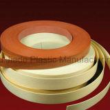 Bordure foncée de PVC de bande décorative de bord de meubles pour le panneau de mousse de PVC