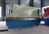 Freno della pressa idraulica di Wc67k-200t6000mm/freno della macchina piegatubi/pressa piatto idraulico