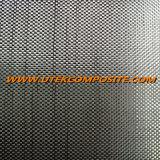 Tissu à fibre de carbone à armature normale 280GSM