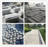 Paracarro grigio del granito dei bordi della strada della pietra della barriera del veicolo del granito di Ballentine
